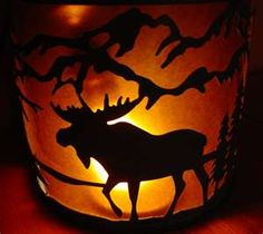 I love Moose, this is what my house is decorated with...moose and bears