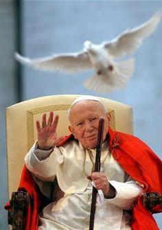 Beautiful Pope John Paul II