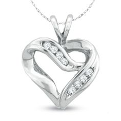 The necklace my boyfriend got me for our anniversary.