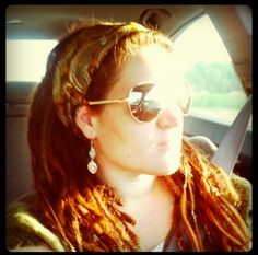 Late to the Party: The Knotty Truth: A White Girl's Dreadlock Journey  Blog about getting dreads
