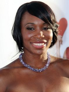 Venus Williams Short Hairstyles