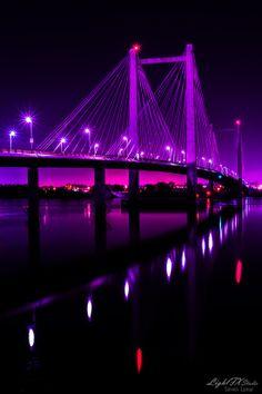 Cable Bridge ( Ed Hendler Bridge ) ,Washington | Cool Places