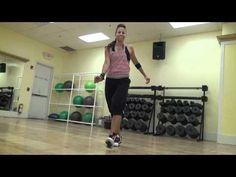 """Get Your Fit On Dance Fitness   """"Follow The Leader"""" Zumba routine"""