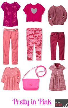 Pretty in Pink.jpg school trend, back to school