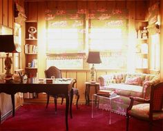 Ruthie Sommers  Parisian office