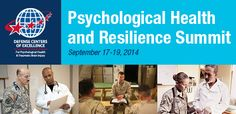 Go to the feature: Psychological Health and Resilience Summit – Register Now