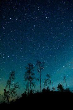 Starry, starry night!