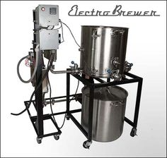 Electrobrewer - Manufacturer of electric microbrewery beer brewing equipment, pilot beer brewing system, nano beer brewing system, high end home brewing.