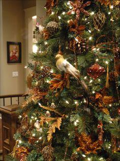 infonetorg: Christmas Tree Decorating Ideas