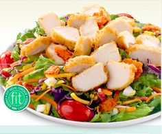 GIVEAWAY: NEW Chick-fil-A Salads and Wrap are #FreshMade and less than 440 Calories - ENDS 5/24/2013