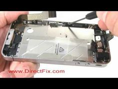 http://www.directfix.com/product/IP-2411.html presents the Apple iPhone 4 teardown and screen replacement directions. This will give you step by step free video directions on replacing a screen assembly for the iPhone 4 and other parts for the Apple iPhone. For 7% off your first order on our webpage DirectFix.com use coupon code YOUTUBE7 at chec...