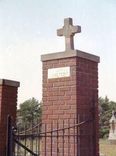 Saint Marys Cemetery  Ridgeley  Scribner  Dodge County  Nebraska  USA