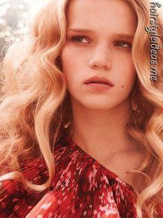 courtesi, hairstyles, thing beauti, hairstyl inspir, curl, flower children, flowers, beauti wave, origin spot