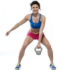 Quick Kettlebell workout
