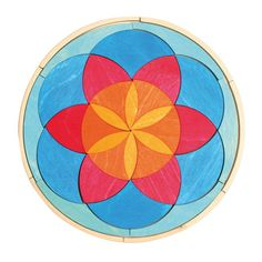 Beautiful wooden children's puzzle/toy - $26.50