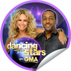 DWTS on GMA on May 2! Sticker | GetGlue