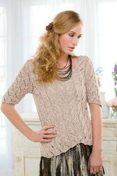 Check out our blog for info on this gorgeous sweater