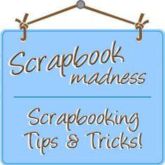 scrapbook mad, craft website, scrapbook idea, scrapbook websit