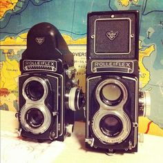 Vintage Cameras Rolli 35mm