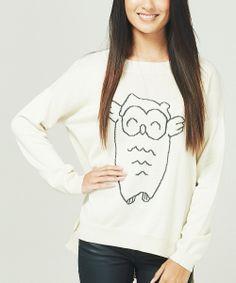 Celeb Owl Sweater