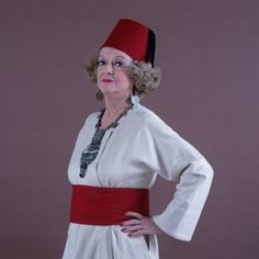 Bette Davis Fez