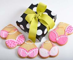 The Pink Ladies - Cookies for Breast Cancer Awareness!
