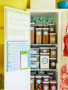 9 Tricks for Organizing Your Kitchen