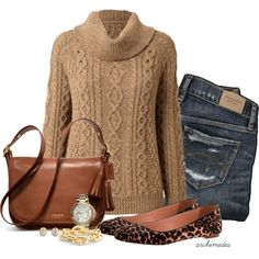 sweater, camel, winter outfits, casual outfits, shoe