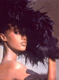 real supermodel, 1980s model