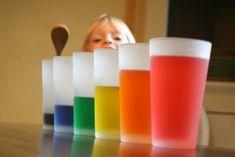 Rainbow Water Xylophone
