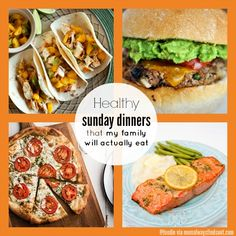 Healthy Dinner Recipes Collection