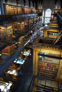 Lincoln's Inn Library, London