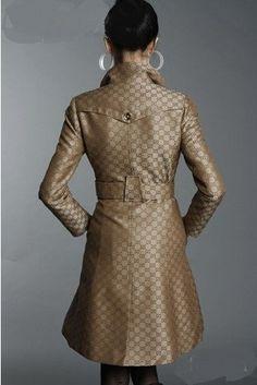 Gucci Double breast coat
