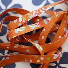 Tutorial: Make Your Own Bias Tape