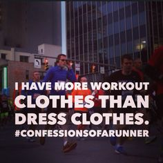 """It's a jogging """"suit"""" - that counts, right? #confessionsofarunner"""