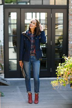 Go-To Fall Look: Fall Outfit Ideas — The Fox and She @johnstonmurphy @Stylelist #ootd #fallstyle