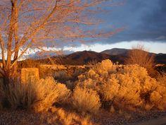 Santa Fe, NM, Thanksgiving 2008