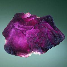 Fluorite - Weisseck, Riedingsee, Salzburg, Austria /  Mineral Friends <3