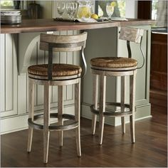 Lexington Twilight Bay Dalton Bar Stools