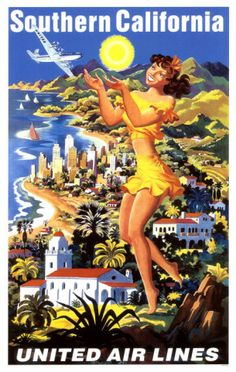 Southern California - United Air Lines