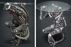 Alien tables by Pro Mech