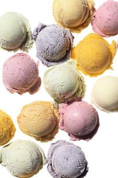 gelato flavor, scream, ice cream colours, il laboratorio del gelato, fabul food, icecream