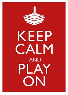 Keep Playing.