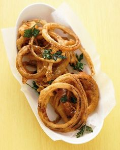 Onion Rings  (6/11/2013) Food: Sides: Vegetables (CTS)
