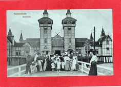 AK Polska Poland / Swinemünde Świnoujście - Seebrücke - postcard carte postale   eBay