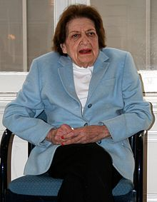 Helen Thomas- Born in Winchester, Kentucky.American author and former news service reporter, member of the White House press corps and opinion columnist. She worked for the United Press and post-1958 successor United Press International (UPI) for 57 years, first as a correspondent, and later as White House bureau manager. She was a columnist for Hearst Newspapers from 2000 to 2010, writing on national affairs and the White House. She covered the administrations of ten U.S. presidents.