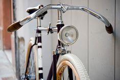 Classic bike.