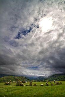Castlerigg stone circle - UK