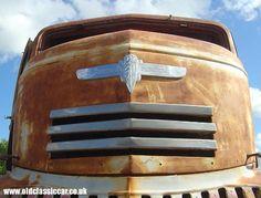 1946 Chevy COE nose