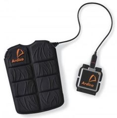 SNOW Magazine Gear - Ardica heated ski jacket